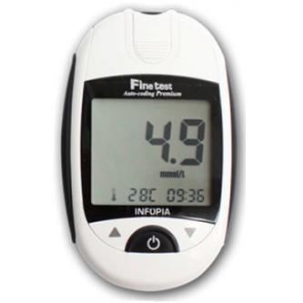 Глюкометр Finetest Premium