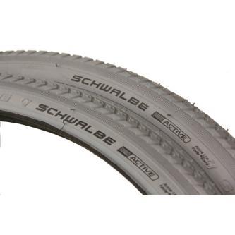 Покрышка для инвалидной коляски Schwalbe KEVLAR GUARD 37-540
