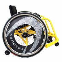 Инвалидная коляска Colours Hammer