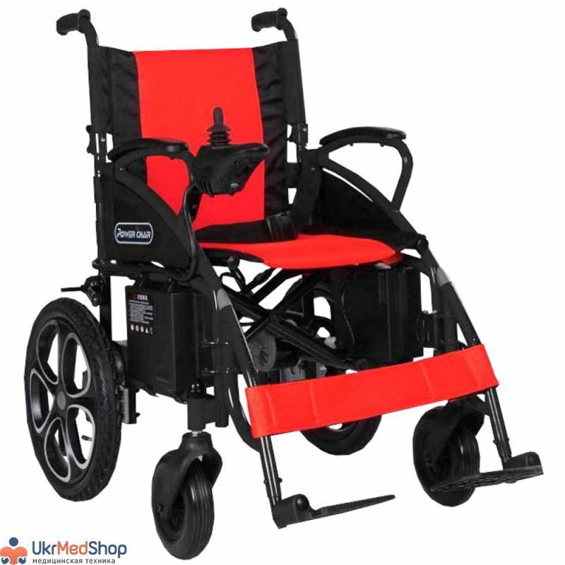 Инвалидная коляска с электромотором OSD-LY5213