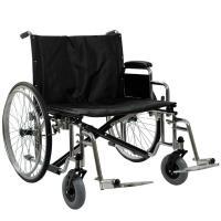 Усиленная инвалидная коляска 66 см
