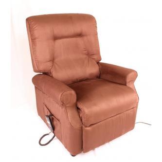 Подъемное кресло реклайнер с электроприводом BAL-Sirenella Brown