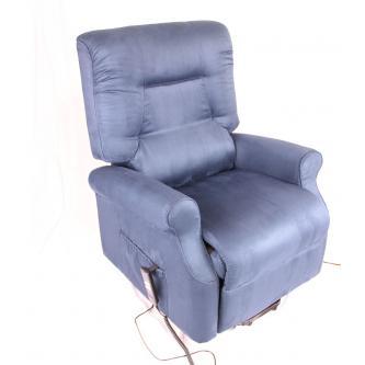 Подъемное кресло реклайнер с электроприводом BAL-Sirenella Violet