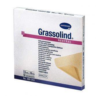 Повязка для ран Grassolind neutral 10х20 см