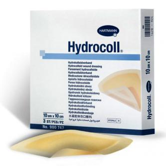 Повязка гидроколлоидная Hydrocoll 7,5х7,5 см