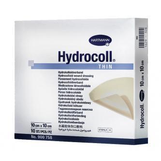 Повязка гидроколлоидная Hydrocoll THIN 10х10 см