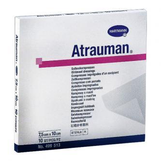 Повязка мазевая Atrauman 7,5х10 см