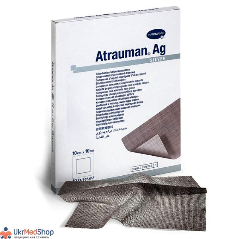 Повязка мазевая Atrauman AG 5х5 см
