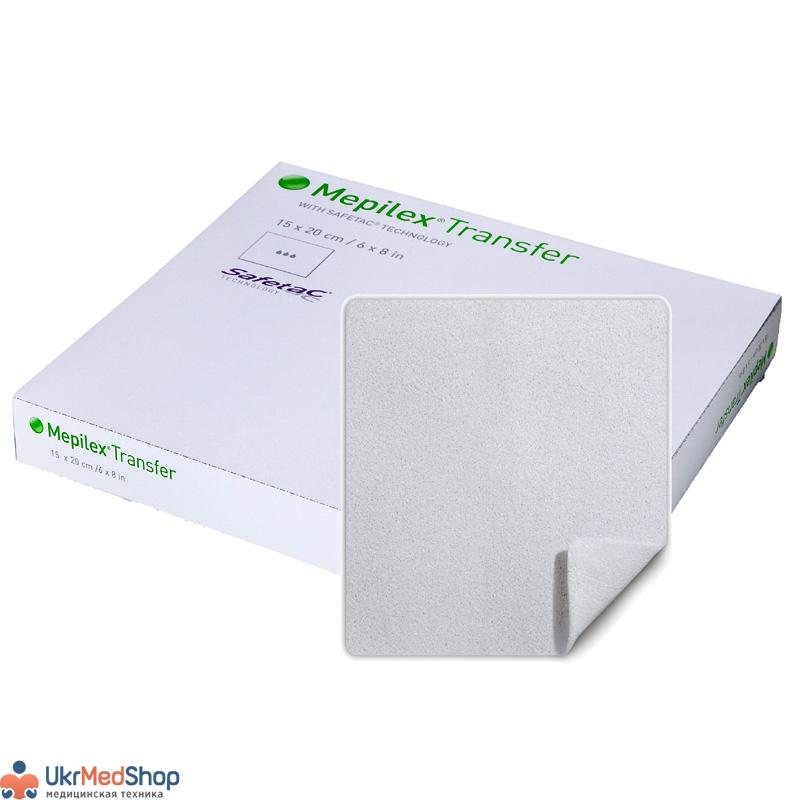 Повязка впитывающая Mepilex Transfer 7,5х8,5 см