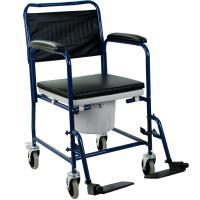 Кресло-каталка с санитарным оснащением, OSD-H032B