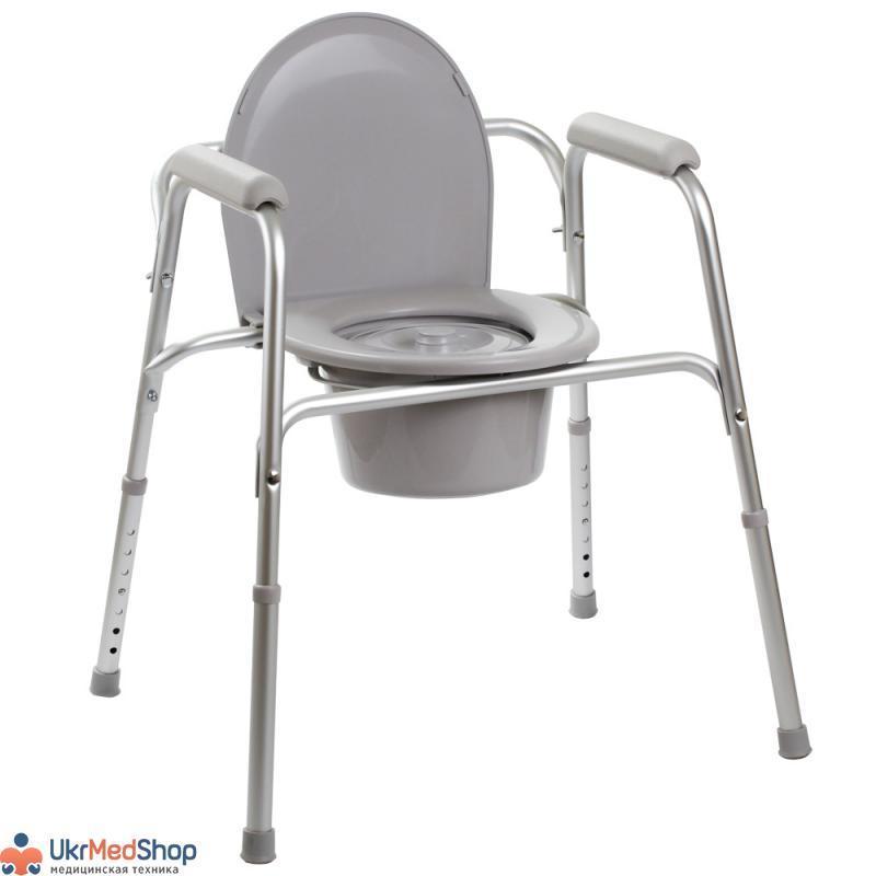 Алюминиевый стул-туалет, OSD-YU-2109A