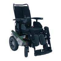 Уценка: коляска с электроприводом OSD Rocket Plus