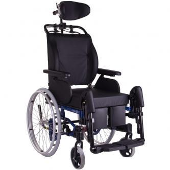 Комфортная инвалидная коляска Netti 4U comfort CE
