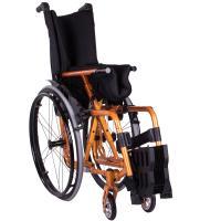 Инвалидная коляска ADJ-М, облегченная