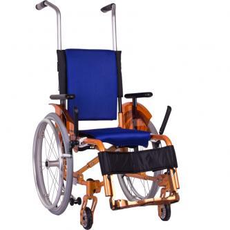 Облегченная инвалидная коляска для детей OSD ADJ Kids