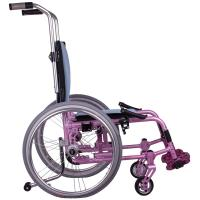 Инвалидная коляска для детей ADJ-R Kids, облегченная