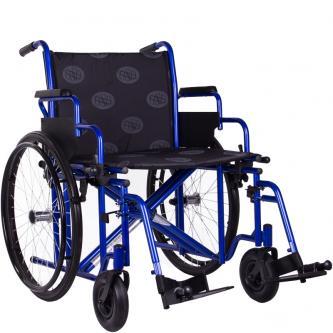 Усиленная инвалидная коляска OSD Millenium HD 60 см