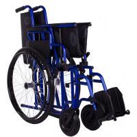 Усиленная инвалидная коляска OSD Millenium HD 55 см