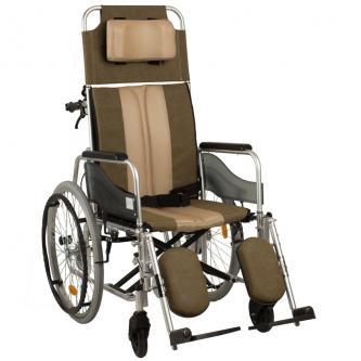 Многофункциональная коляска с высокой спинкой