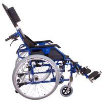 Инвалидная коляска с откидной спинкой OSD Recliner modern
