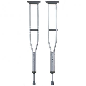 Подмышечные костыли (пара) 112-132 см