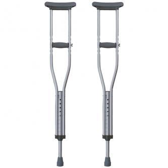 Подмышечные костыли (пара) 91-112 см