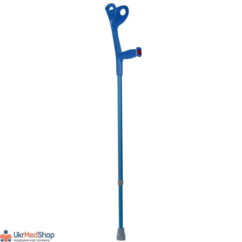 Подлокотный костыль (синий) OSD-BL580201