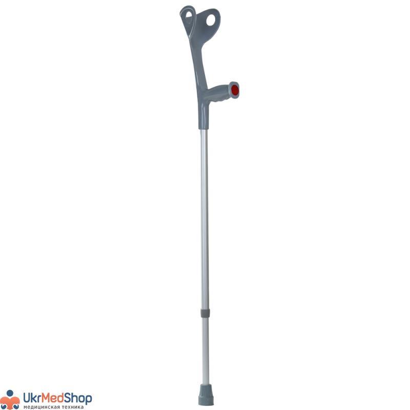 Подлокотный костыль (серый) OSD-BL580203