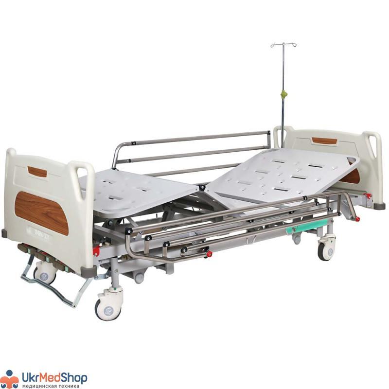 Медицинская кровать с регулировкой высоты OSD-9017