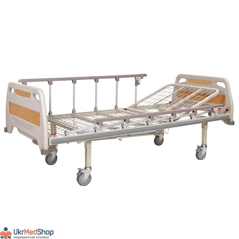 Двухсекционная кровать для медучреждений OSD 93C