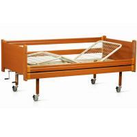 Кровать медицинская деревянная трехсекционная OSD 94
