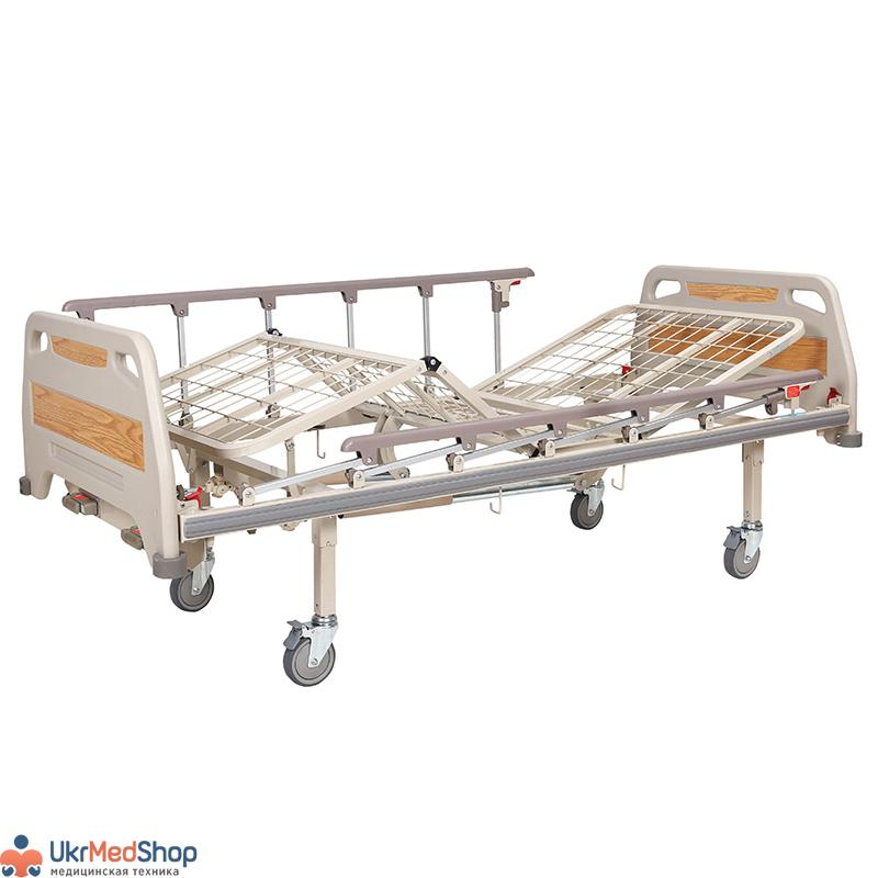 Четырехсекционная кровать для медучреждений OSD 94C