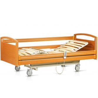 Кровать медицинская деревянная с электроприводом OSD Natalie