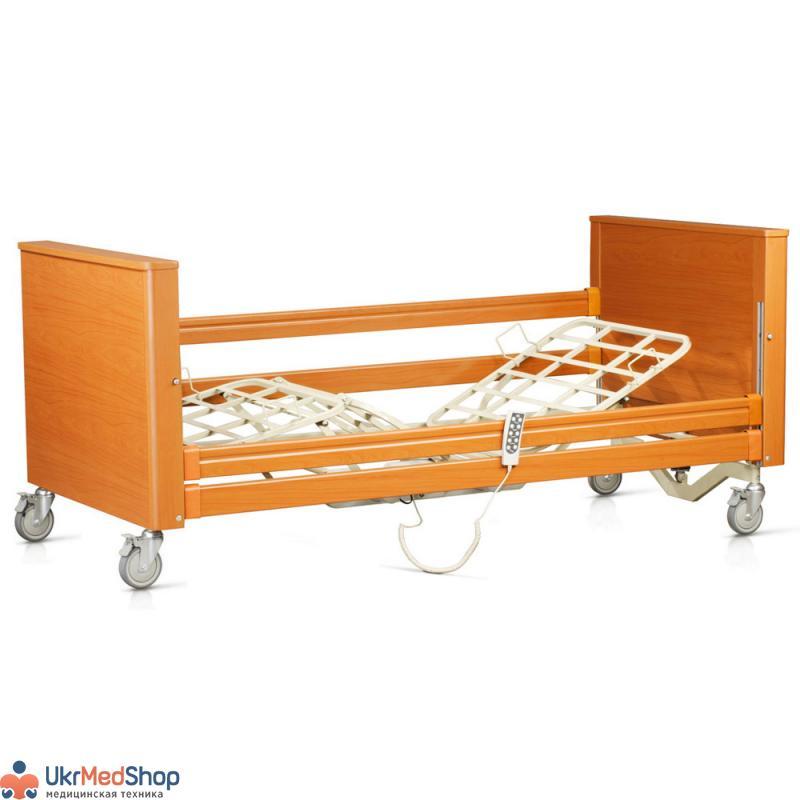 Кровать медицинская с электроприводом для полных людей OSD Sofia-120