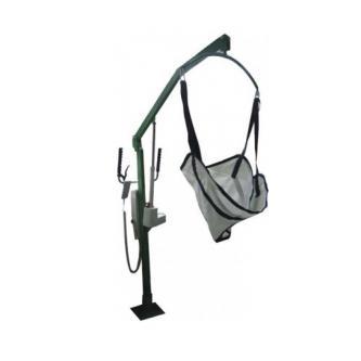 Подъемник для инвалидов с электрическим приводом ПГР-150 ЭС, Шанс