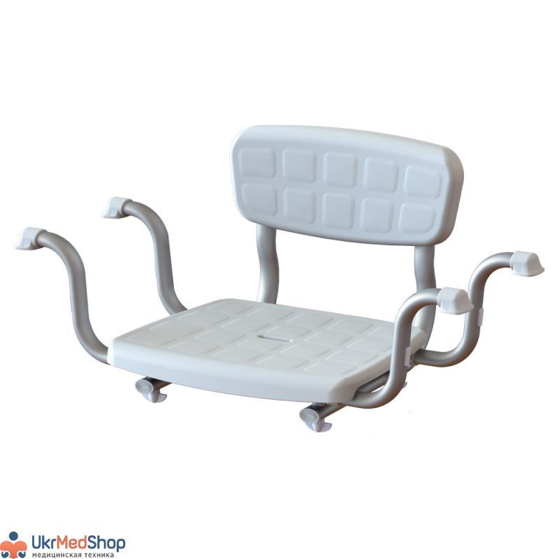 Сиденье для ванны со спинкой, KING-BSB-00